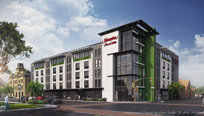 Hampton Inn & Suites - Oshawa, Ontario