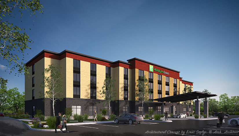 Holiday Inn Express - Pembroke, Ontario