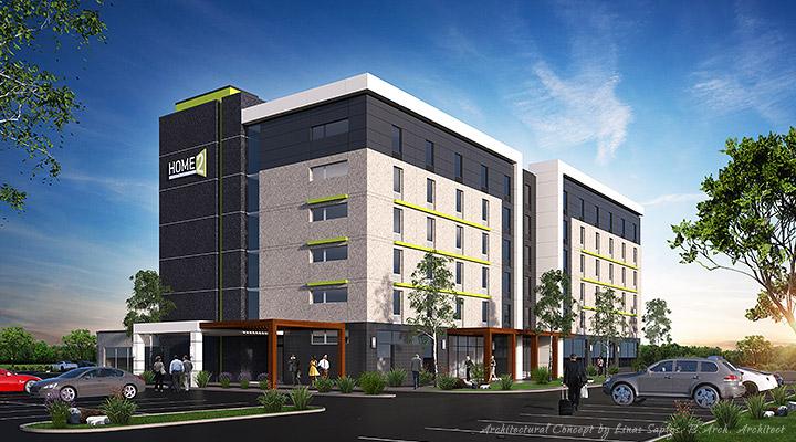 Hilton Home 2 - Milton, Ontario