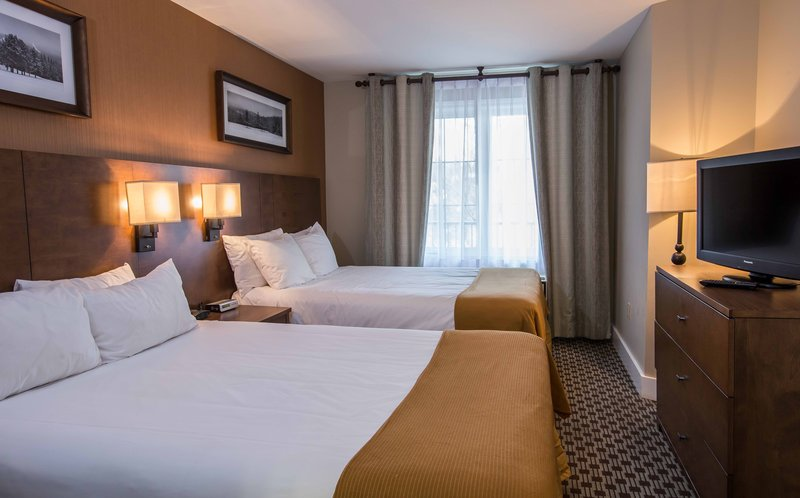 Holiday Inn Express Renovation - Mont Tremblant
