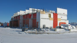 Kincardine Marriott TownePlace beginning stages