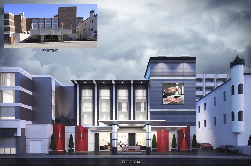 Delta Conversion to Crowne Plaza - Kitchener, Ontario