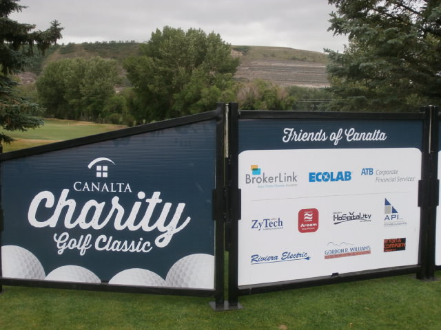 Canalta Charity Golf Tournament Drumhellar Dragons - 01