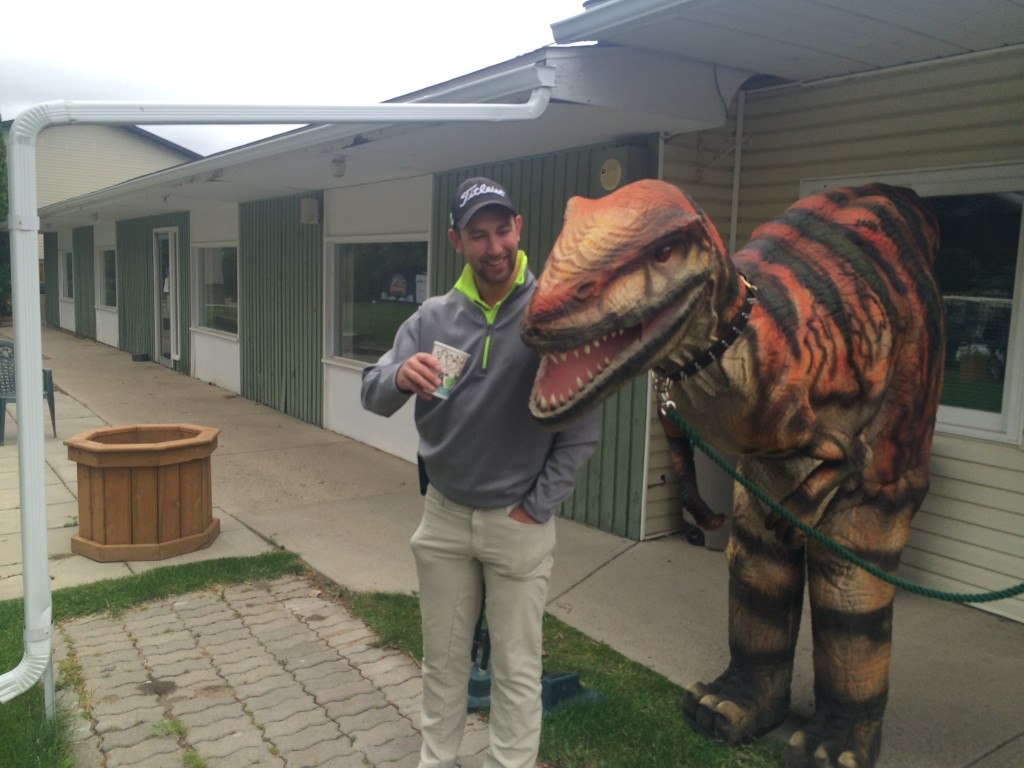 Canalta Charity Golf Tournament Drumhellar Dragons - 06