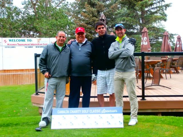Canalta Charity Golf Tournament Drumhellar Dragons - 09