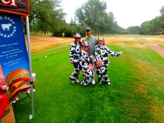 Canalta Charity Golf Tournament Drumhellar Dragons - 11