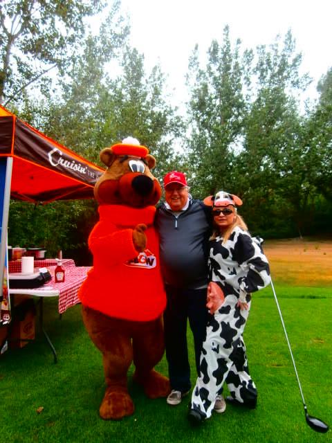 Canalta Charity Golf Tournament Drumhellar Dragons - 13