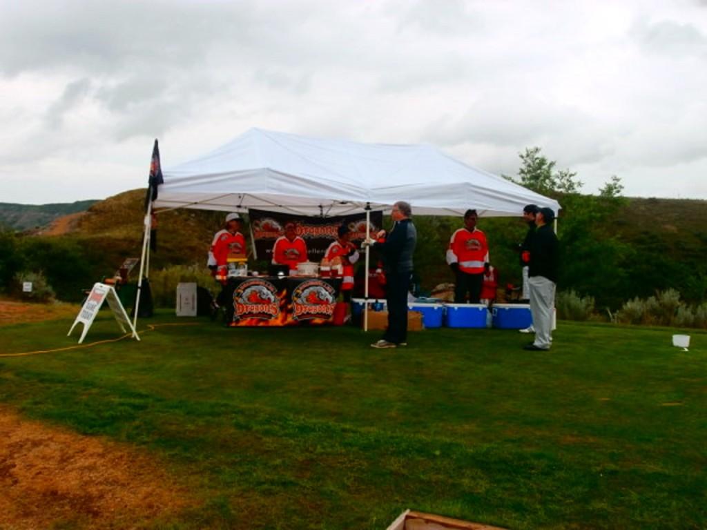 Canalta Charity Golf Tournament Drumhellar Dragons - 24