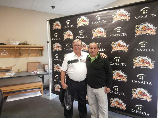 Canalta Charity Golf Tournament Drumhellar Dragons - 26