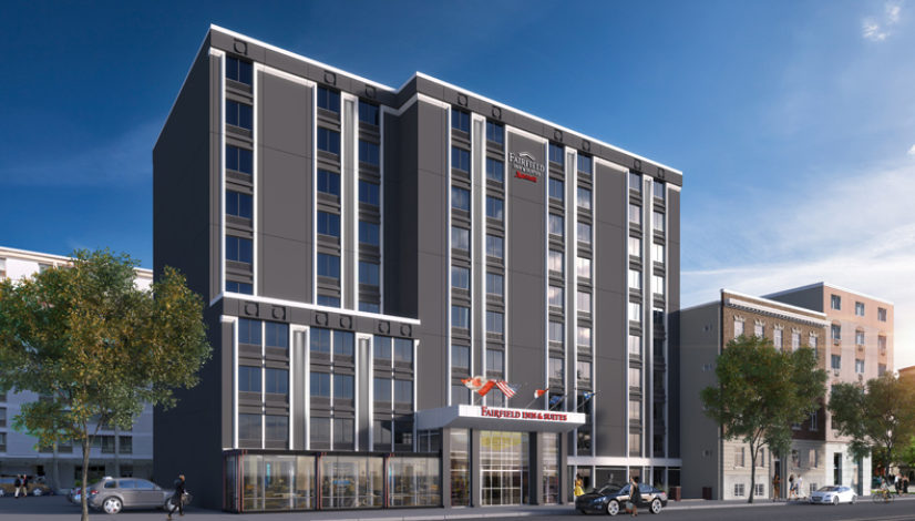 Lord Berri to Fairfield Inn & Suites - Montreal