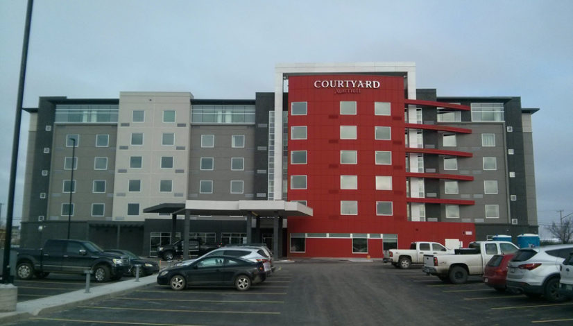 Saskatoon,-AB,-Marriott-Courtyard