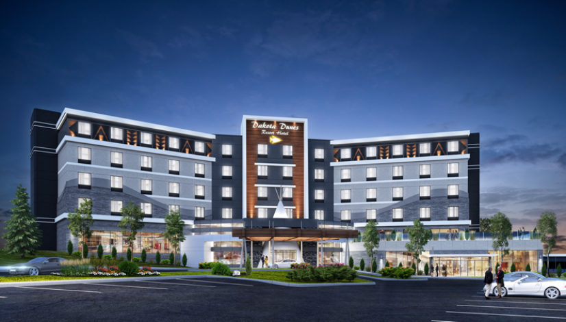 Saskatoon, AB - Dakota Dunes Hotel & Casino