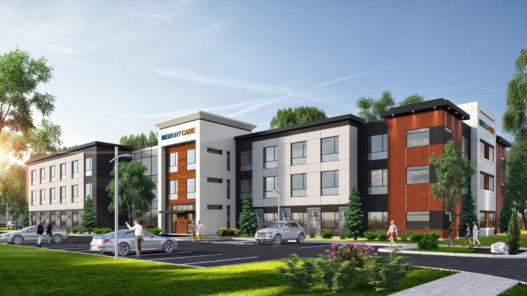 Kitchener, ON - Memory Care Medial Offices