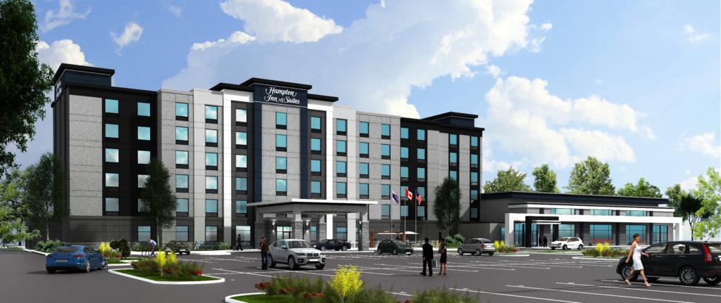 Orillia, ON - Hampton Inn & Suites