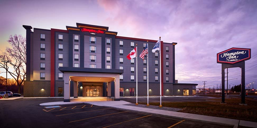 Hampton Inn, Sarnia, ON