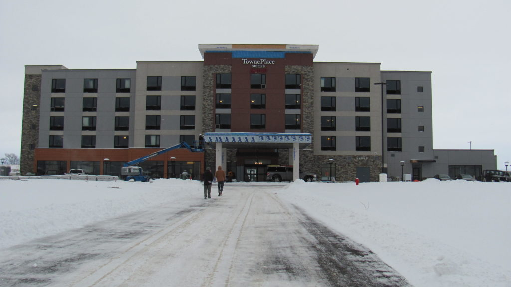 Kincardine, ON, Marriott Towne Place & Suites