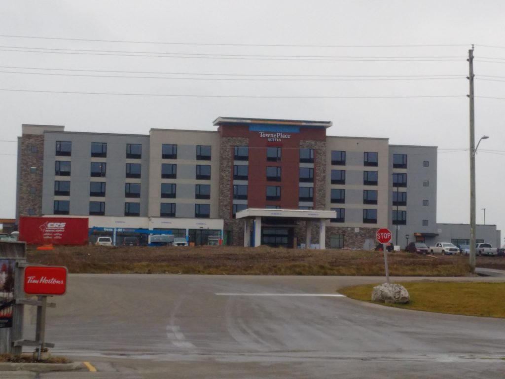 Kincardine, ON, Marriott Towne Place & Suites_Ext-1