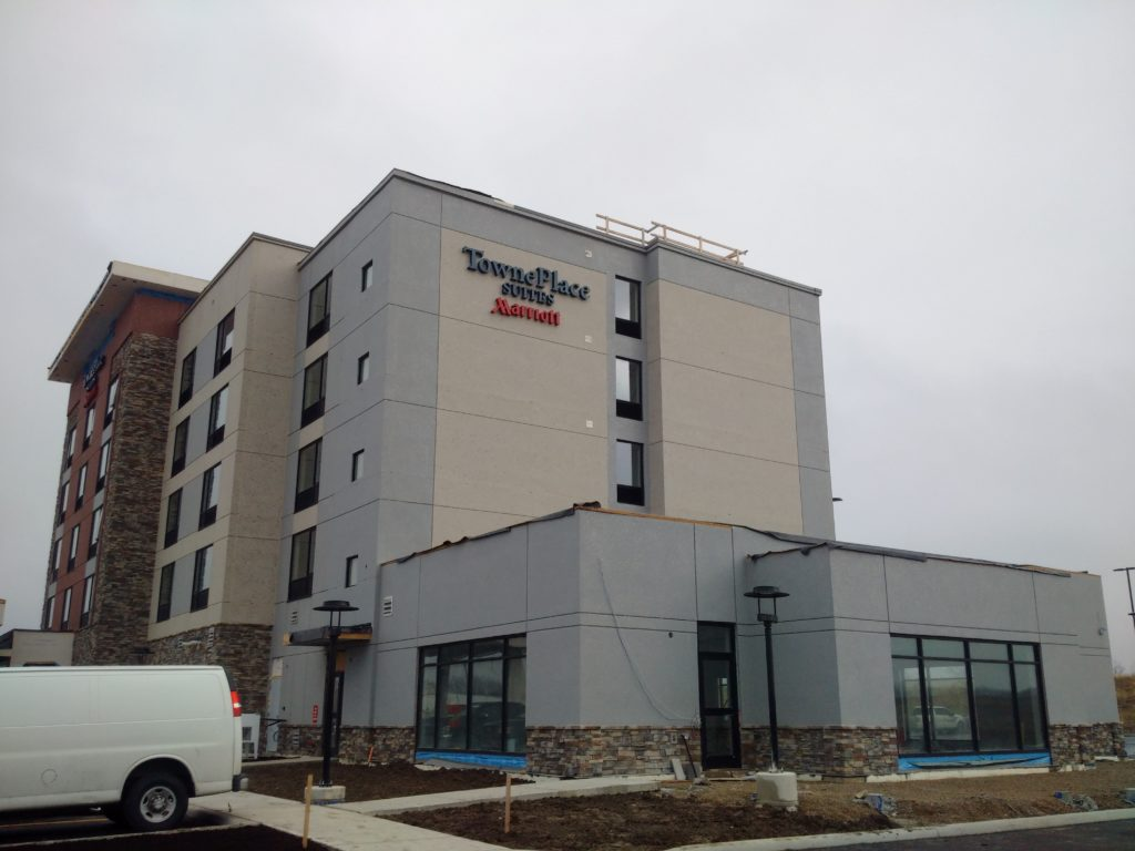 Kincardine, ON, Marriott Towne Place & Suites_Ext-2