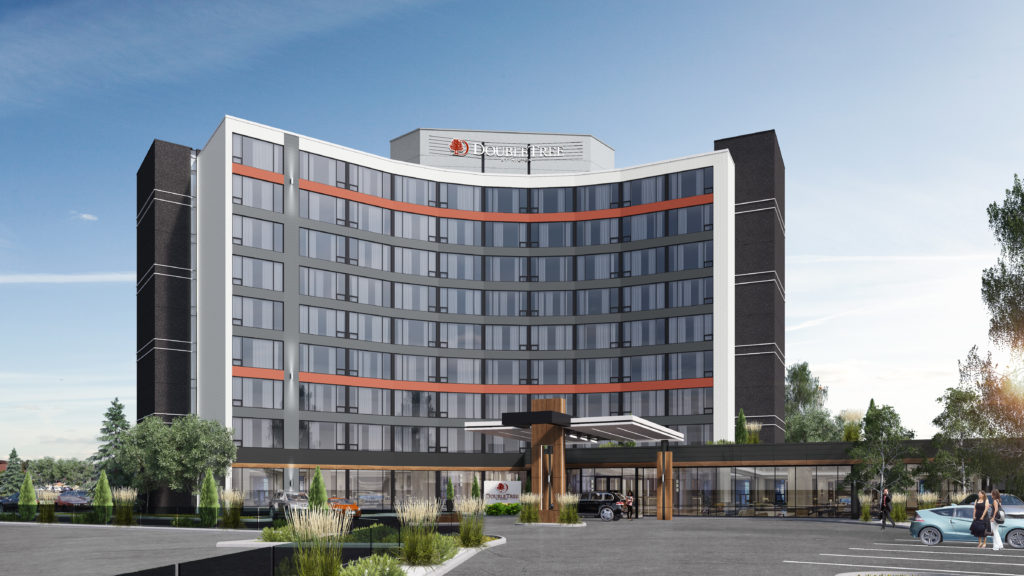 Toronto Radisson Conversion to DoubleTree by Hilton